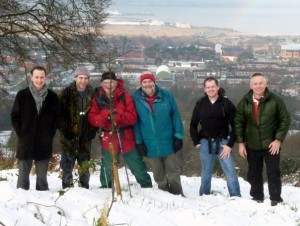 Old Boys Hike 2010