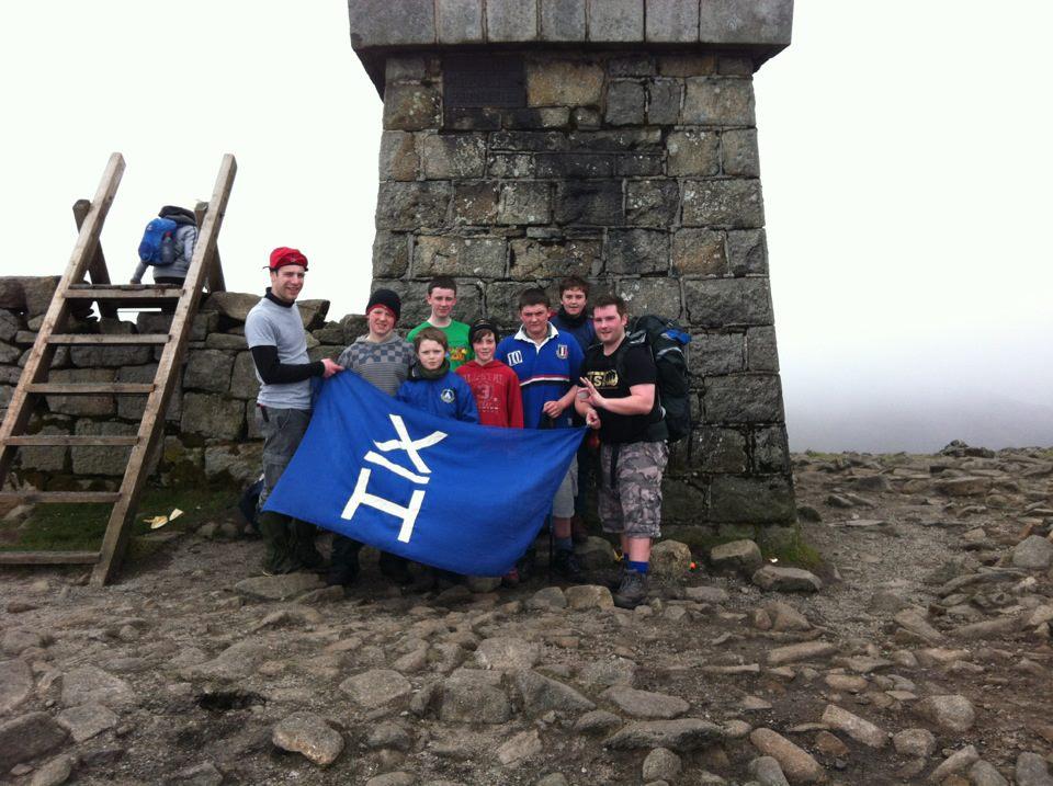 Tenth Climb Donard