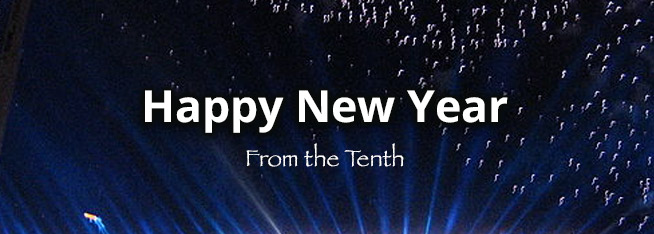 Happy New Year From the Tenth