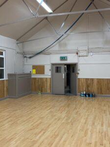 new halls